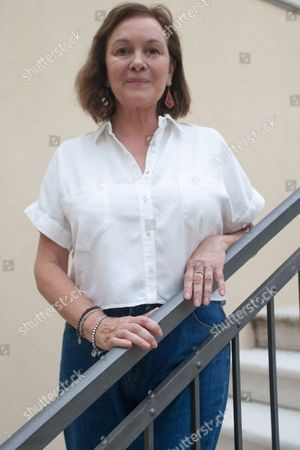 Stock Image of Clara Sanchez