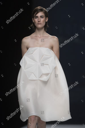 Editorial photo of Devota & Lomba show, Mercedes Benz Fashion Week, Madrid, Spain - 16 Sep 2016