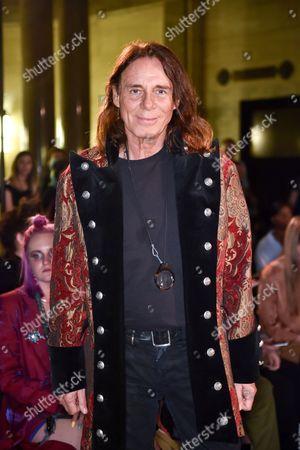 Editorial image of Pam Hogg show, Spring Summer 2017, London Fashion Week, UK - 16 Sep 2016