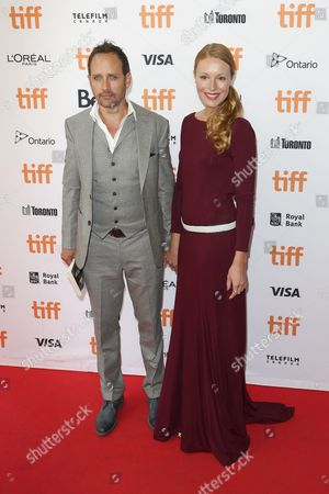Editorial picture of 'Brain on Fire' premiere, Toronto International Film Festival, Canada - 16 Sep 2016