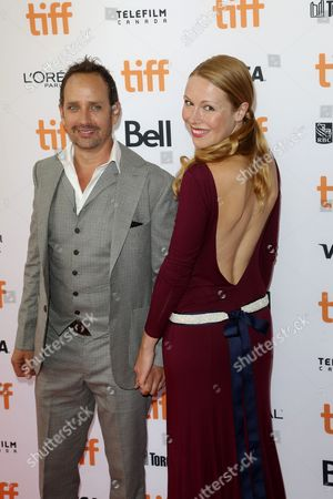 Editorial image of 'Brain on Fire' premiere, Toronto International Film Festival, Canada - 16 Sep 2016