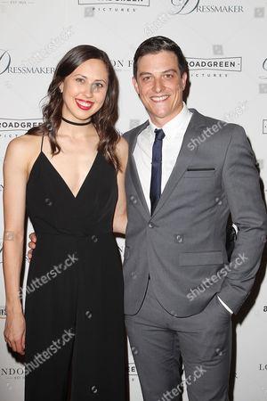 Lauren Longwell and James Mackay