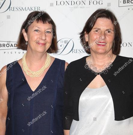 Rosalie Ham (Author) and Sue Maslin (Producer)