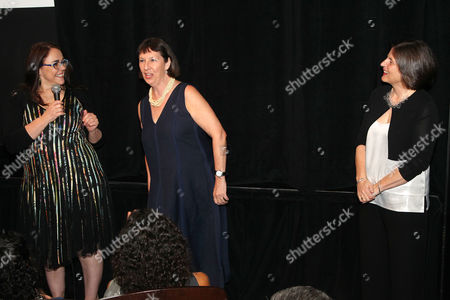 Jocelyn Moorhouse (Director), Rosalie Ham (Author) and Sue Maslin (Producer)