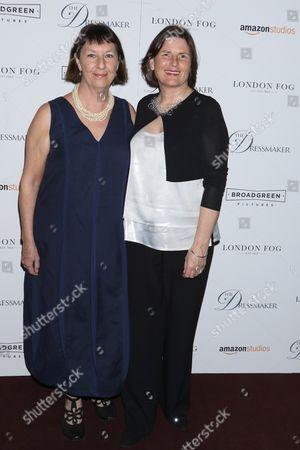 Editorial photo of 'The Dressmaker' premiere, New York, USA - 16 Sep 2016
