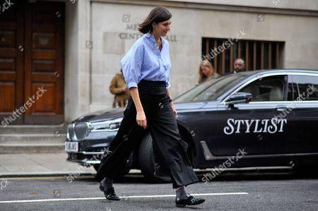 Stock Photo of Sophie Warburton