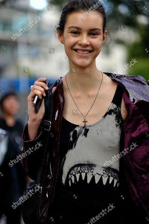 Stock Image of Irina Shnitman
