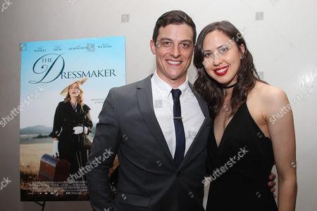 James Mackay and Lauren Longwell