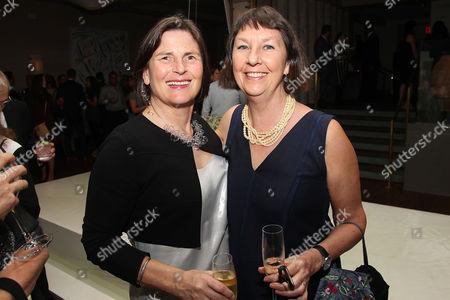 Sue Maslin (Producer) and Rosalie Ham (Author)