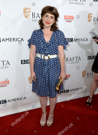 Editorial picture of BAFTA Los Angeles BBC America TV Tea Party, Arrivals, Los Angeles, USA - 17 Sep 2016