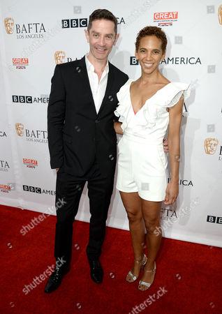 James Frain and Marta Cunningham