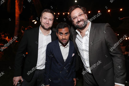 David Gelb, Aziz Ansari, Eric Wareheim