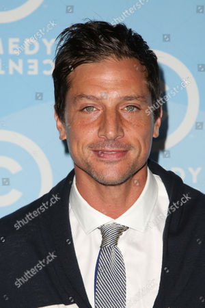 Stock Photo of Simon Rex
