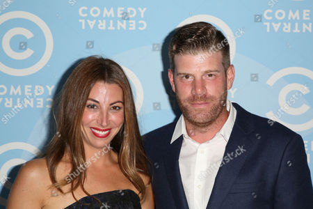 Stock Picture of Steve Rannazzisi and Tracy Rannazzisi