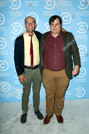Editorial picture of Comedy Central Emmy Party, Arrivals, Los Angeles, USA - 17 Sep 2016