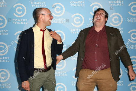 Editorial image of Comedy Central Emmy Party, Arrivals, Los Angeles, USA - 17 Sep 2016