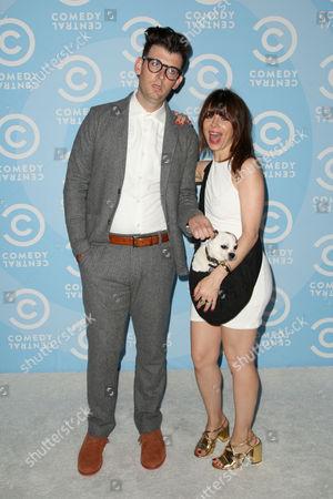 Moshe Kasher and Natasha Leggero