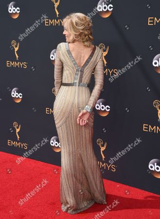 Editorial picture of 68th Primetime Emmy Awards, Arrivals, Los Angeles, USA - 18 Sep 2016