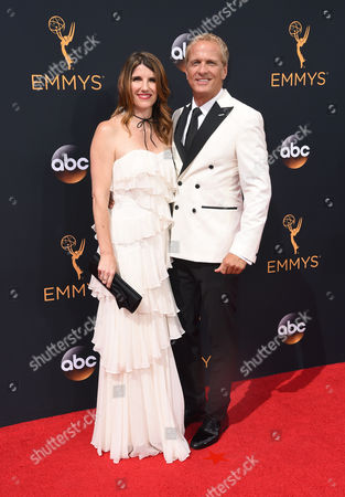 Mandy Fabian and Patrick Fabian