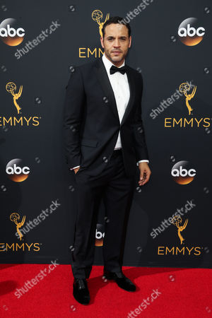 Stock Photo of Daniel Sunjata