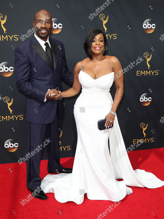 Jay Tucker and Niecy Nash