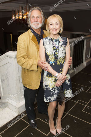 Paula Wilcox and Barrie Rutter