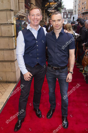 Chris Bryant and Jared Cranney