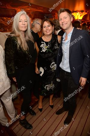 Editorial image of 'Vogue - Voice Of A Century' book launch, London, UK - 18 Sep 2016