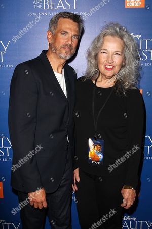Robby Benson and Karla DeVito