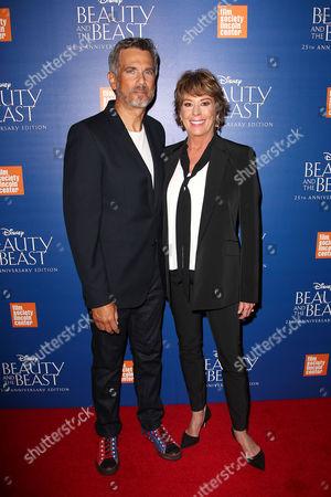 Robby Benson and Paige O'Hara