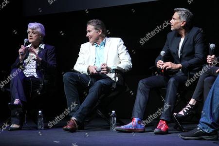 Angela Lansbury, Richard White and Robby Benson