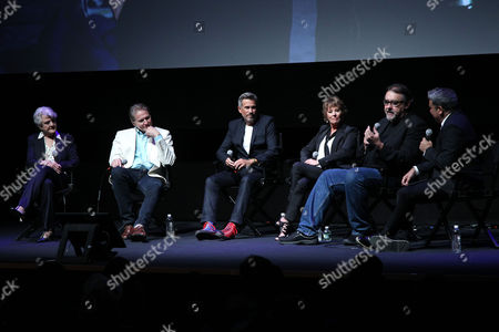 Editorial picture of Disney's 'BEAUTY AND THE BEAST' returns to Alice Tully Hall for a 25th Anniversary Screening, New York, USA - 18 Sep 2016