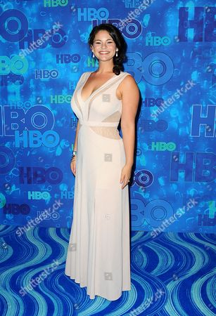 Editorial image of HBO Emmys After Party, Arrivals, Los Angeles, USA - 18 Sep 2016