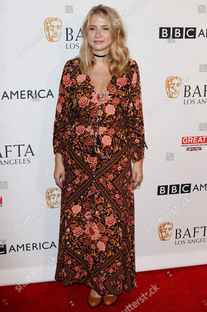Editorial image of BAFTA Los Angeles BBC America TV Tea Party, Arrivals, Los Angeles, USA - 17 Sep 2016