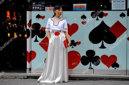 Designer Jeannie Lee