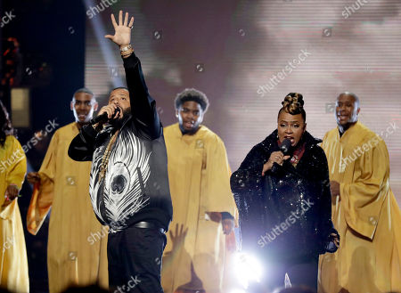 DJ Khaled, Betty Wright DJ Khaled, left, performs with Betty Wright at the BET Hip Hop Awards in Atlanta