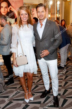 Federica Amati and Paul Sculfor