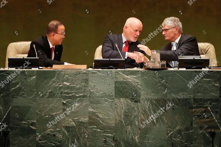 Editorial picture of United Nations Refugee Summit, New York, USA - 19 Sep 2016