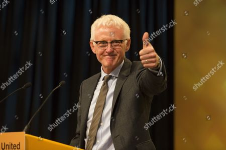 MP for North Norfolk Norman Lamb