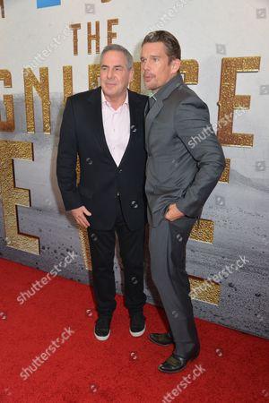 Roger Birnbaum and Ethan Hawke