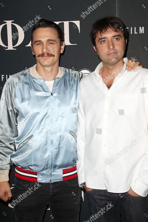 James Franco and Andrew Neel (Director)