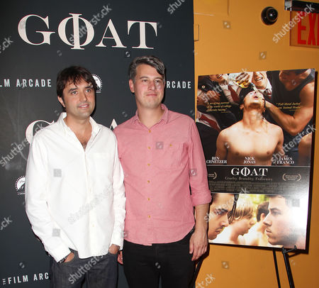Editorial photo of New York Premiere of Paramount Pictures, The Film Arcade and Killer Films' 'GOAT', USA - 19 Sep 2016