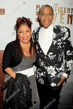 Valerie Simpson, Freddie Jackson