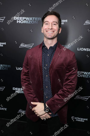 Editorial image of 'Deepwater Horizon' film premiere, New Orleans, USA - 19 Sep 2016