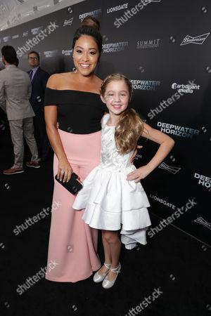 Gina Rodriguez, Stella Allen