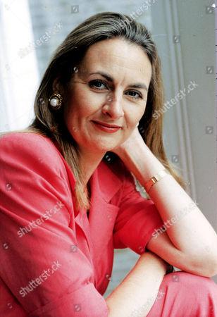 Frances Edmonds Writer Presenter Wife Of Cricketer Phil Edmonds.