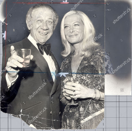 Actor Sid James And His Wife Valerie Join In The Film Awards Celebrations.