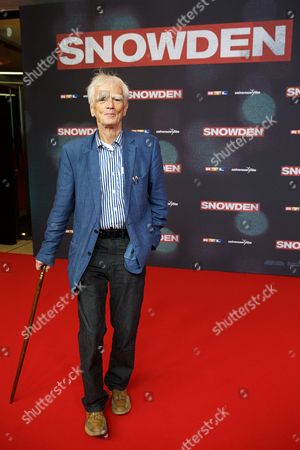 Editorial picture of 'Snowden' film premiere, Munich, Germany - 19 Sep 2016