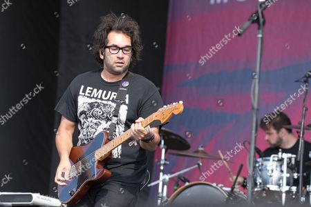 Motion City Soundtrack - Justin Pierre and Tony Thaxton