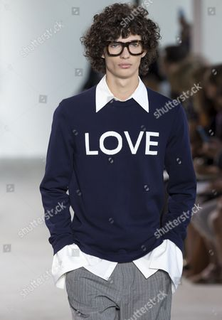 Editorial picture of Michael Kors show, Runway, Spring Summer 2017, New York Fashion Week, USA - 14 Sep 2016